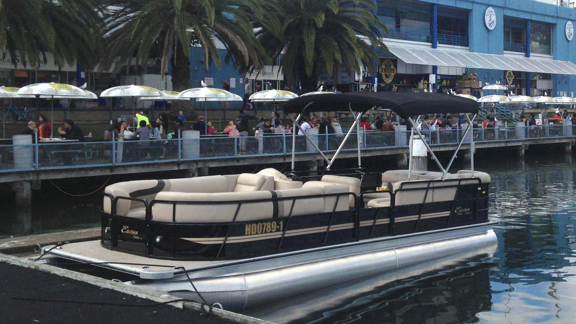 Luxury Boat Hire Sydney NSW | No Licence Required