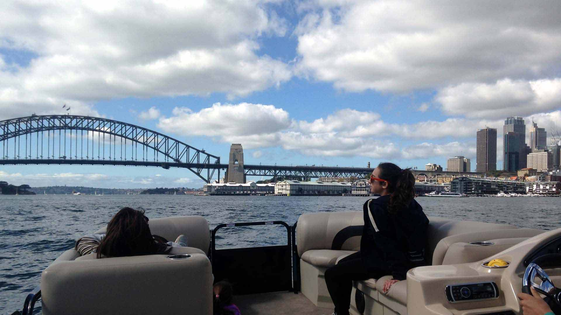 Luxury Boat Hire from $600